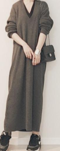 田中亜希子│DHOLIC_sOne_piece_dressLooks-WEAR